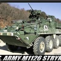 Academy 1/35 Plastic Model Kit AFV CLUB US Army M1126 STRYKER 13284 NI