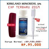 Jual Kirkland Minoxidil 5% original 100% Murah