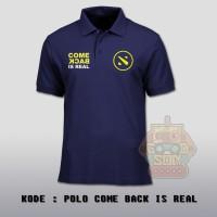 POLO SHIRT DOTA 2 COME BACK IS REAL !!