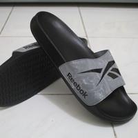 harga Sandal Reebok Gradio Lp Black Grey Original Asli Murah Tokopedia.com