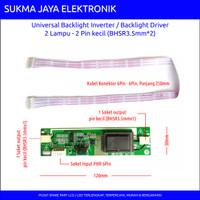 CCFL Inverter 2 lampu - Pin Kecil