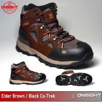 sepatu Sepatu Trakking Co-Trek Elder, Sepatu Gunung, Sepatu Safety