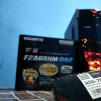 PC Gaming AMD KAVERI A10 7850K 4Core 4,0HZ