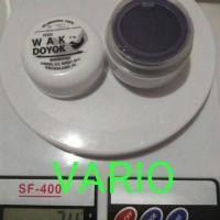 Jual 15 gr cream krim wak doyok wakdoyok rambut jambang sample jar ori 100% Murah