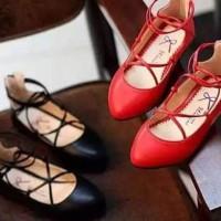 Jual sepatu anak murah / balerina shoes import sz 31-37 Murah