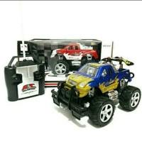 Mainan Mobil Rc Jeep Rancing Car 3 Skala 1:24