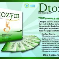DTOZYM ASLI HWI detox fiber