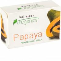 Kojie San Pureganics Papaya Whitening Soap 135g
