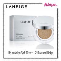 Jual Laneige Bb cushion Spf 50+++ - 21 Natural Beige Murah