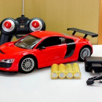 Mainan Anak - RC Race Car Audi R8