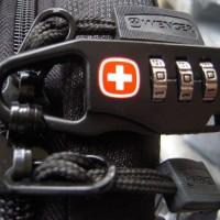 Swiss Gembok Koper Kode Angka