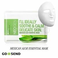 Neogen Dermalogy - Mexian Aloe Essential Mask