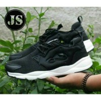 Sepatu Pria Reebok Fury Lite / Sneakers Running Olahraga Lari Sport