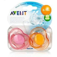 Phillips Avent Pacifier 6-18m