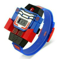 Jam Tangan Anak Transformer