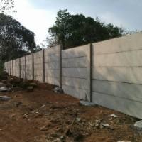 Pagar Panel Beton Precast Murah | HP/SMS/WA: 081 2283 3040