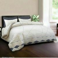 Bed Cover King Rabbit - Pegasus White - Double 230