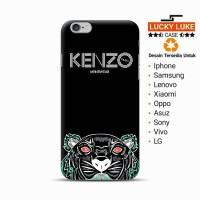 kenzo tiger casing custom case iPhone 4 4s 5 5c 5s 6 6s 7+ plus cover