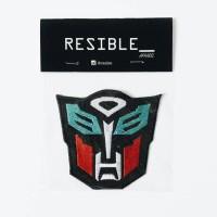 Jual Transformers Optimus Prime Head robot patch bordir emblem badge Murah