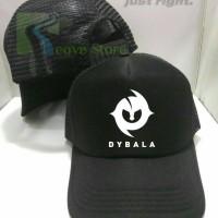 Jual Topi Trucker Dybala Juventus - Reove Store Murah