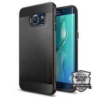 Samsung Galaxy E5 E7 case back cover casing softcase hp SPIGEN CARBON