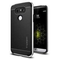 LG G2 G4 G5 case back cover bumper casing softcase SPIGEN NEO HYBRID