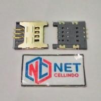 CONNECTOR SIM / KONEKTOR / SLOT SIM TRAY SAMSUNG E1080 / C3303 / N7000