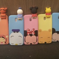 Case Samsung J7 Pro J Series New 2017 Case 3D Peek Baby Sleep Disney