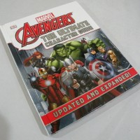 The Ultimate Character Guide Marvel Avengers HC