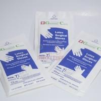 Sarung Tangan Steril / Handscoon Steril General Care