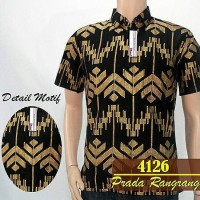 Jual Kemeja batik || Baju batik murah Murah