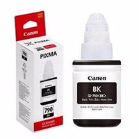 CANON GI 790 Tinta Hitam Printer Original G1000 G2000 G3000