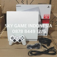 PS3 SLIM OFW 320GB REFURBISHED in WHITE