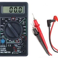 Multimeter Digital DT830B ~ Avometer / Multitester ~nami tech