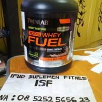 Twinlab 100% Whey Fuel Protein 5 lbs Suplemen Fitnes Twinlab Whey