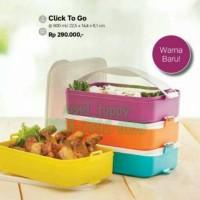 Jual Tupperware Click To Go New (PROMO) Murah