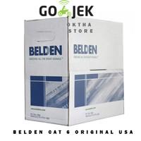 KABEL LAN UTP cat 6 / cat6 BELDEN made in USA 1 roll Original