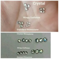Crystal Rhinestone AAAAA 3.2mm Swarovski Diamond kristal Crystal