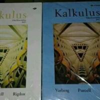 KALKULUS EDISI 9 JILID 1 DAN 2 BY PURCELL - VARBERG - RIDGON
