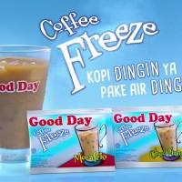 Kopi Good Day Freeze (Mocafrio) 1 renceng 10 sachet