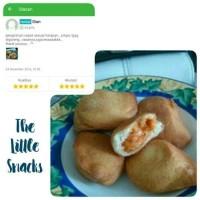 Jual Pizza Goreng Indosaji Wajib JNE YES (Cemilan / Snack / Makanan Ringan) Murah