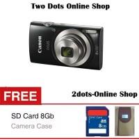 Kamera Digital Canon Terbaik Ixus 185 Pocket Camera Cam Dig Termurah