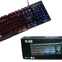 Keyboard Gaming Terbaik NYKK02 Keybord Game Murah Terlaris Berkualitas