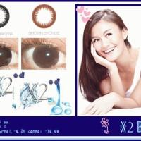 Softlens X2 BIO / Soft Lens EXOTICON BIO DEPKES KOREA ADA MINUS (PS)