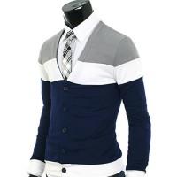 Sweater Cardigan Pria