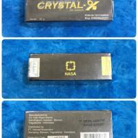 harga Crystal - X Berbpom Tokopedia.com