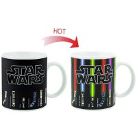 Jual Gelas Kopi Unik Magic Mug Star Wars Lightsaber Murah