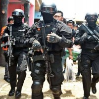 Masker/Topeng model Ninja/Tim Tactical SWAT merk alpinestar