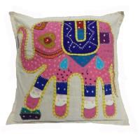 Sarung Bantal Kursi India  - Dekorasi Motif Gajah 619285.11 -  ivor