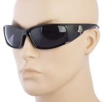 kacamata -Locs OG Original Gangster Shades Mens Sunglasses Dark Lens B